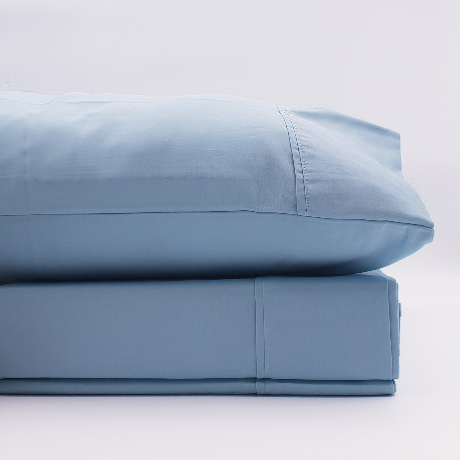 Renee-Taylor-1500-Thread-Count-Pure-Soft-Cotton-Blend-Flat-amp-Fitted-Sheet-Set thumbnail 7