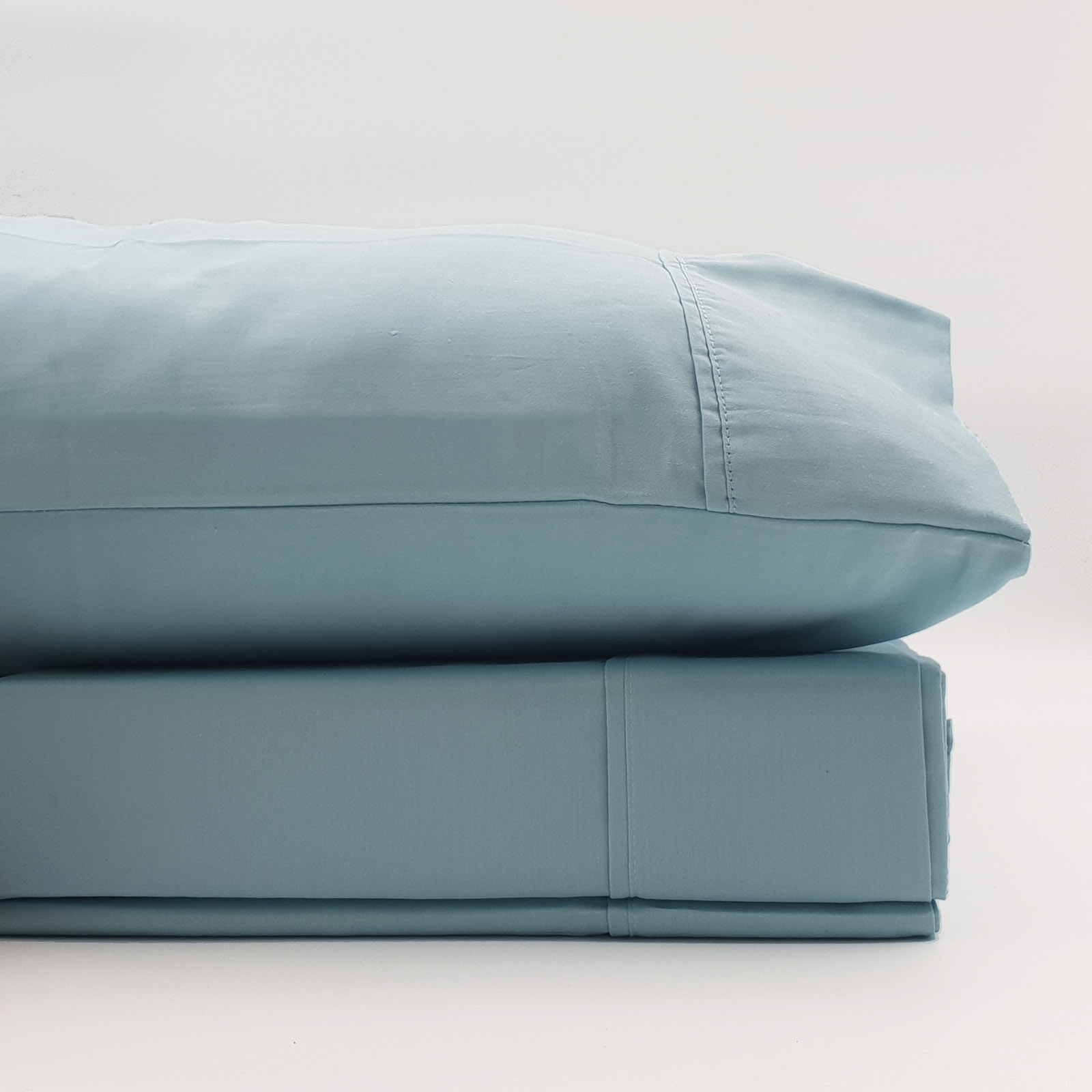 Renee-Taylor-1500-Thread-Count-Pure-Soft-Cotton-Blend-Flat-amp-Fitted-Sheet-Set thumbnail 13