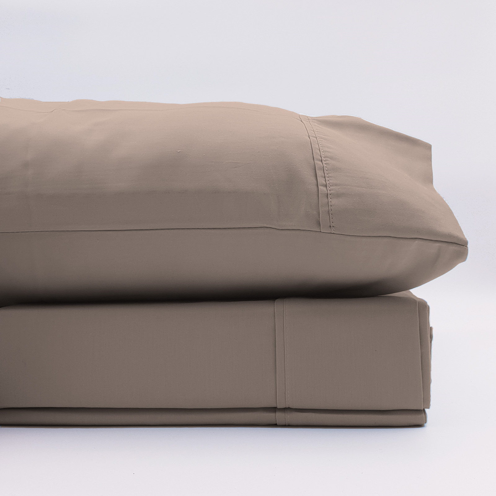 Renee-Taylor-1500-Thread-Count-Pure-Soft-Cotton-Blend-Flat-amp-Fitted-Sheet-Set thumbnail 16