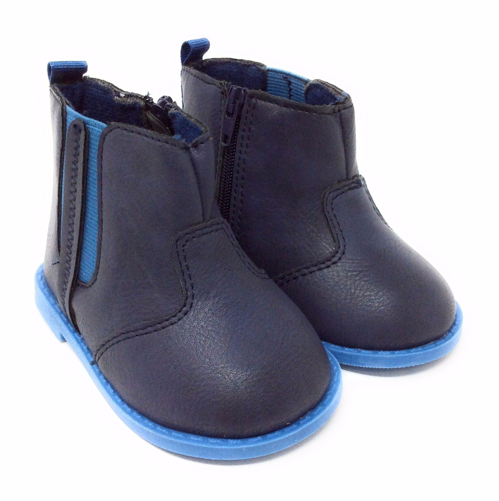 Rugged Bear RB72162 Boys Snow Boots Navy combo  Toddler