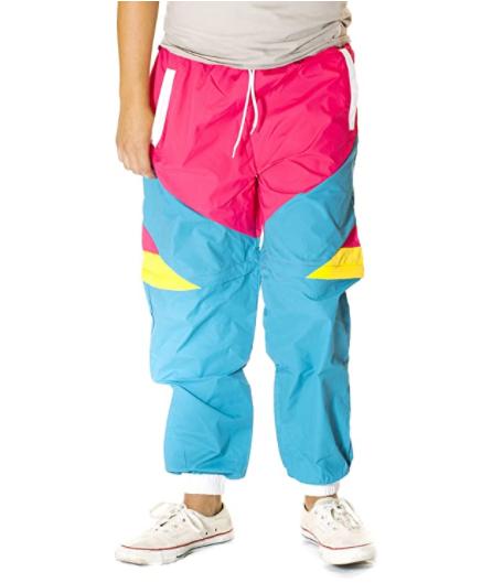 Funny Guy Mugs Like Totally 80s /& 90s Retro Neon Windbreaker
