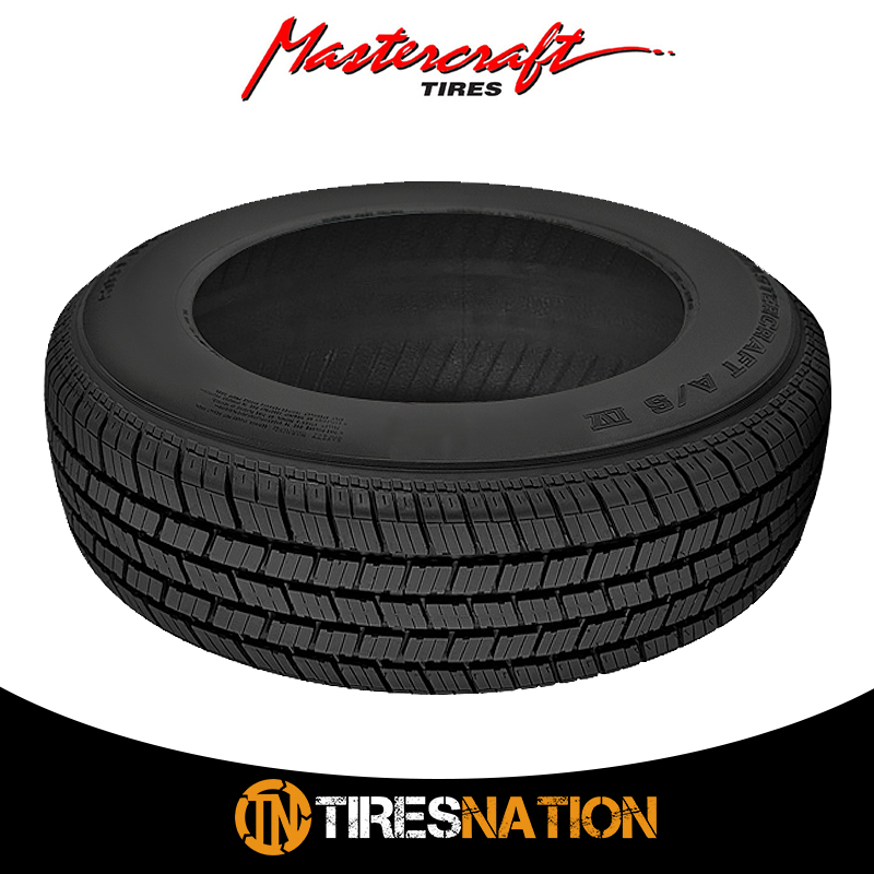 All Weather Tires >> Details About 1 New Mastercraft By Copper Tires A S Iv 205 75 15 97s All Weather Tire