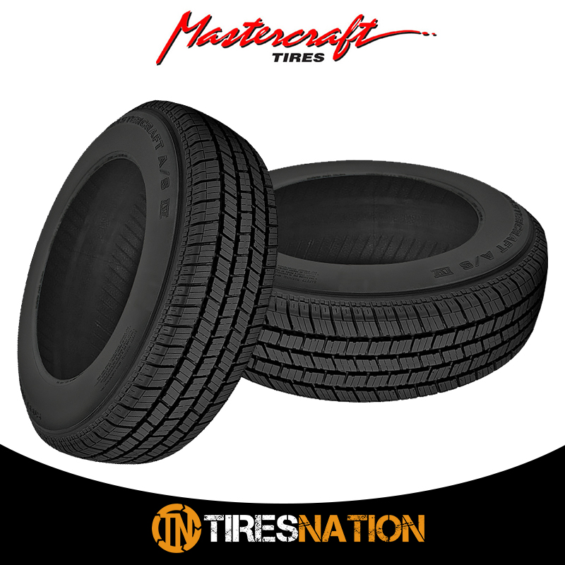 All Weather Tire >> Details About 2 New Mastercraft By Copper Tires A S Iv 215 75 15 100s All Weather Tire