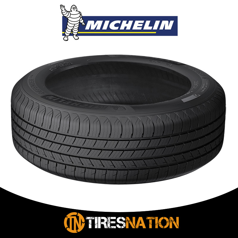 Michelin Defender T H >> Details About 1 New Michelin Defender T H Mtp 235 60 17 102h Standard Touring Tire