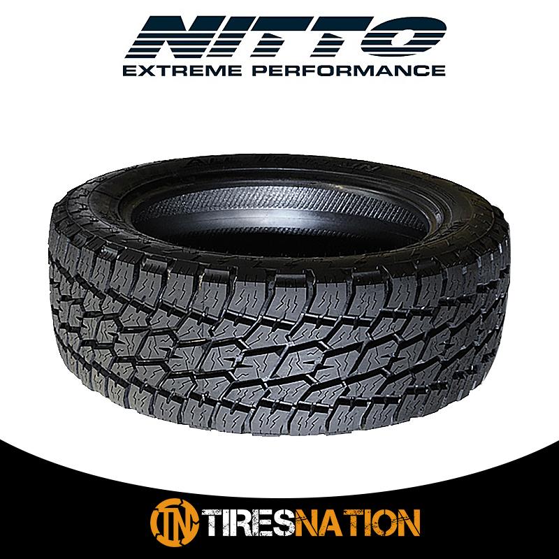 1 New 275//55R20 Nitto Terra Grappler G2 Tire 275//55-20 117T XL
