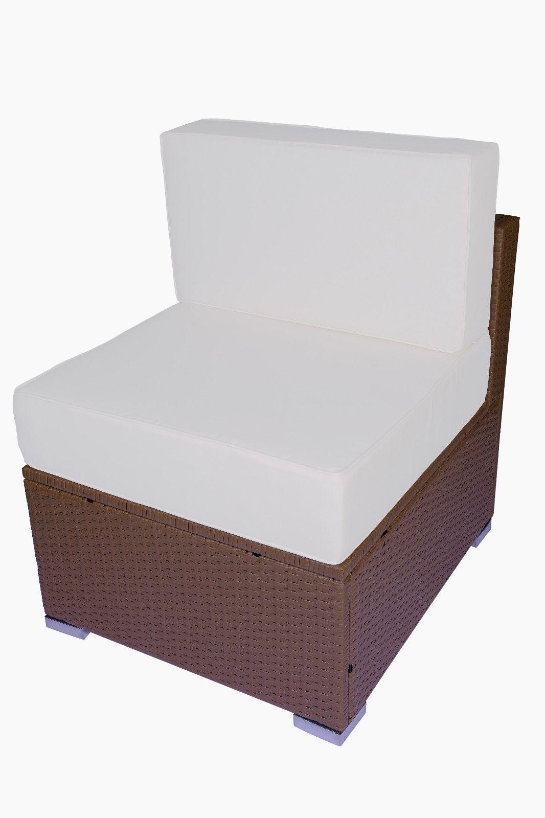 6 Chair Patio Set Cover: 13 PC Outdoor Wicker Chair Rattan Sofa Patio Furniture