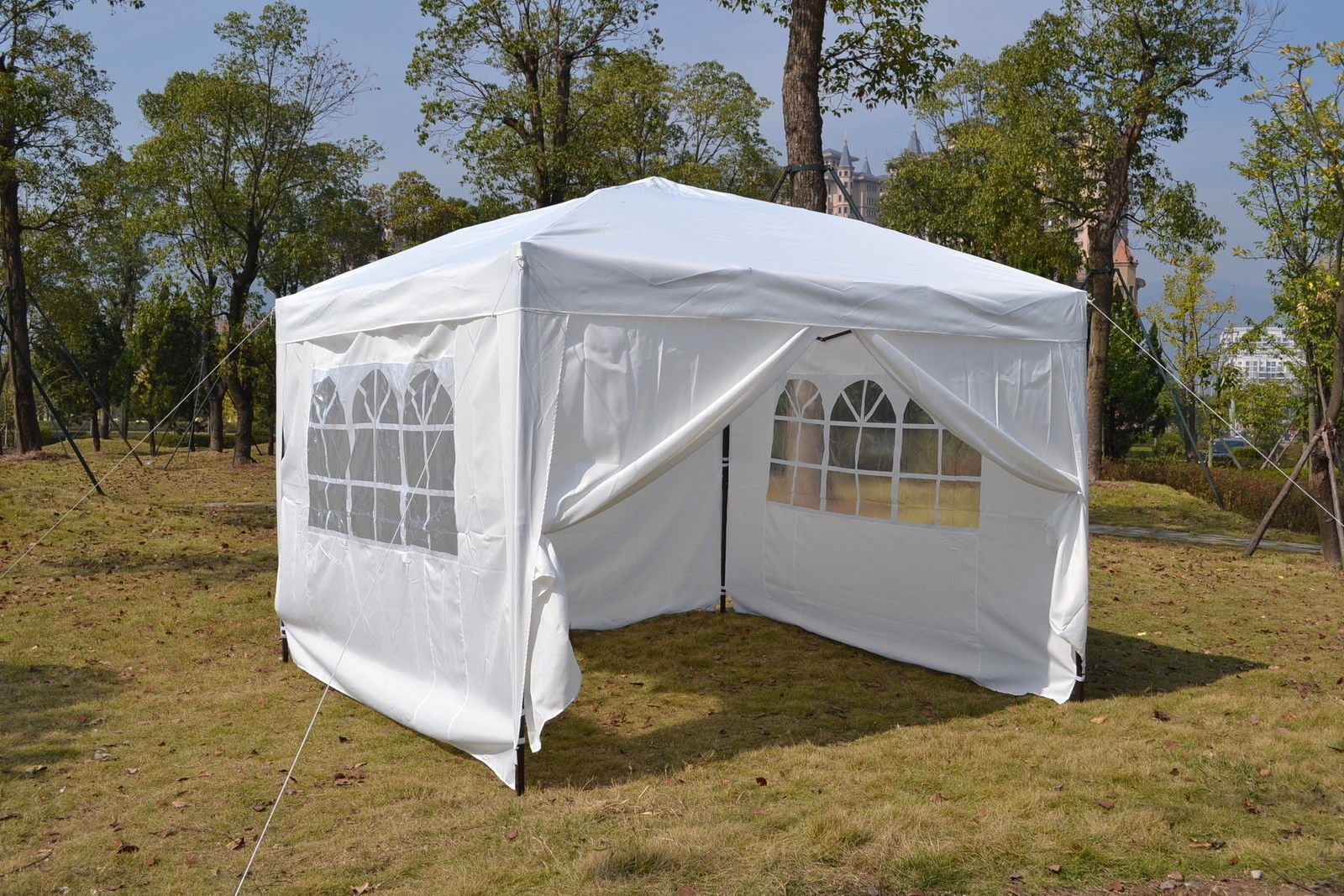 Mcombo 10x10 10x20 Ez Pop Up Wedding Party Tent Folding