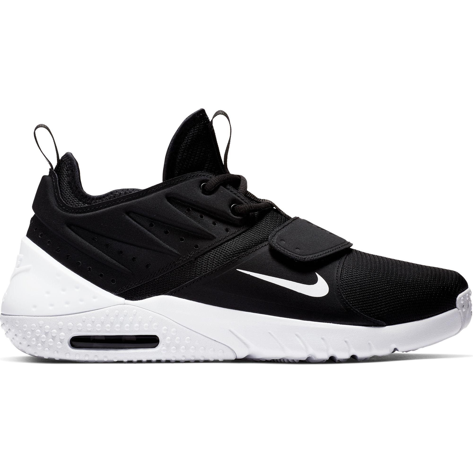 af50377eb64 Nike Men's Air Max Trainer 1 Training Shoes, Black/White US 8.5