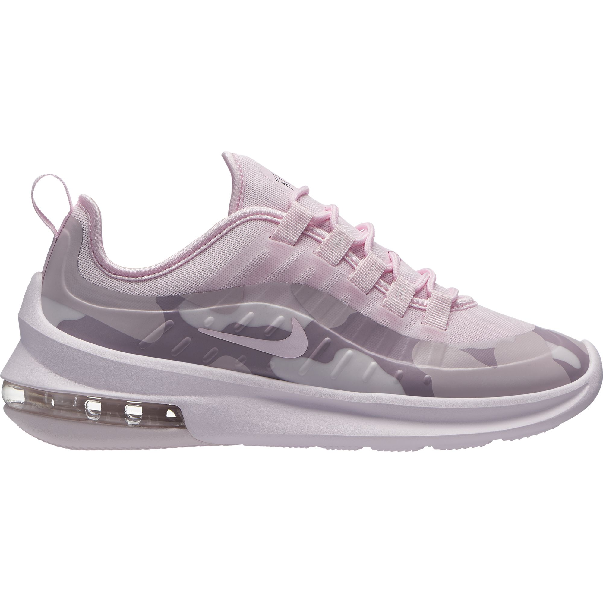 Details about Nike Women's Air Max Axis Premium Sneakers, Pale PinkPink FoamBlack