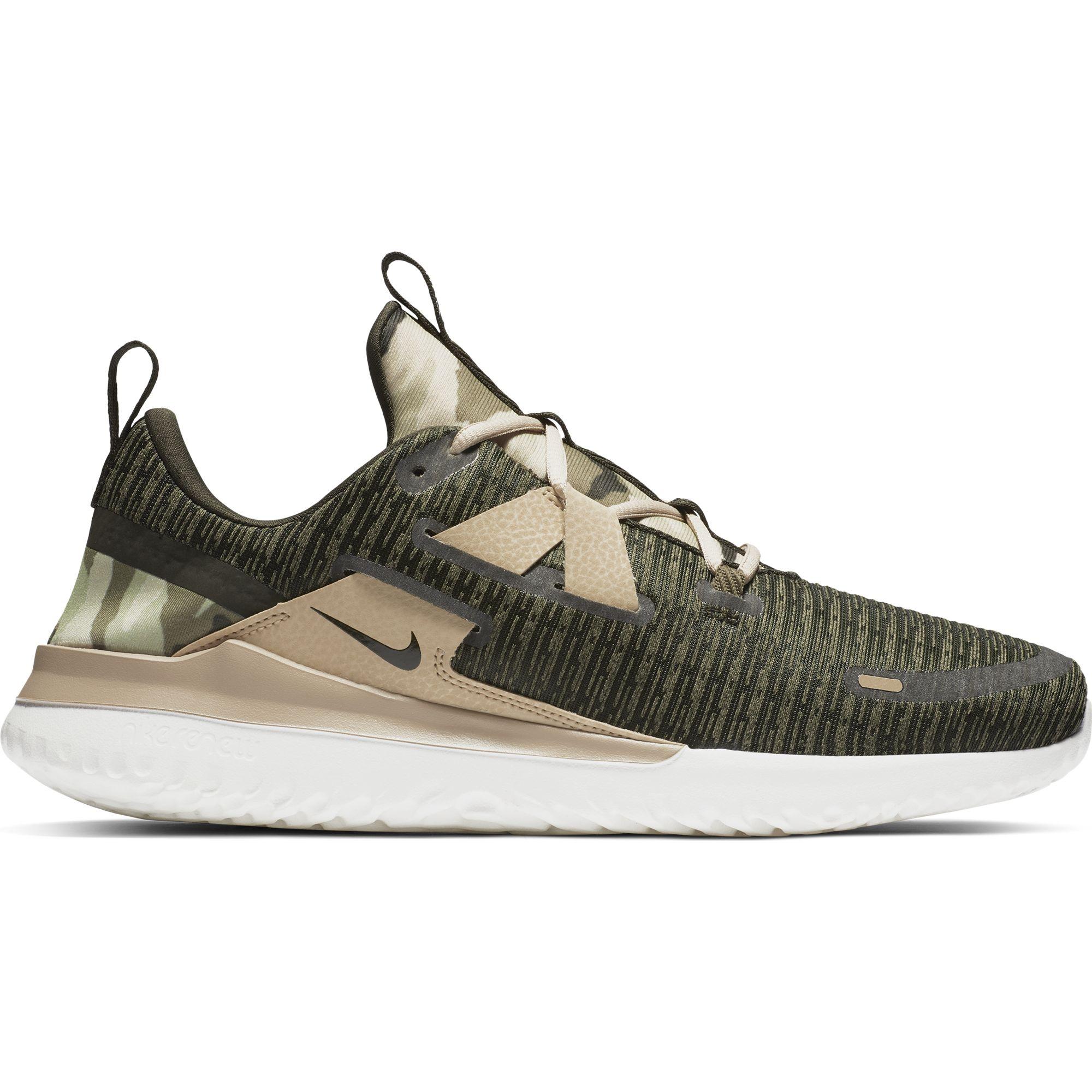 dd770e5ef7d Nike Men s Renew Arena Camo Running Shoe