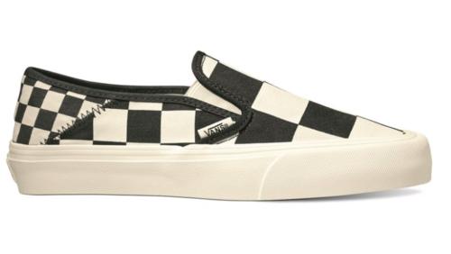 d9083e190ec8df Vans Unisex Mega Check Slip-On SF Sneaker