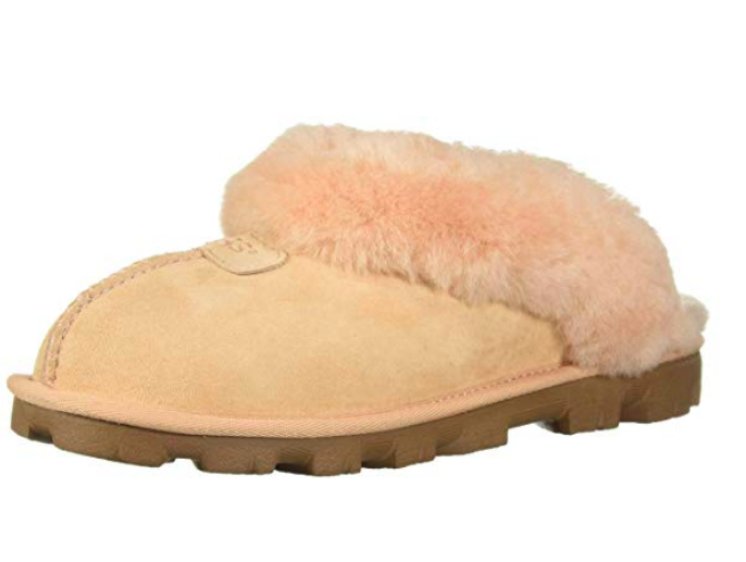 29333c7ef39 Details about UGG Women's Coquette Slipper, Amber Light