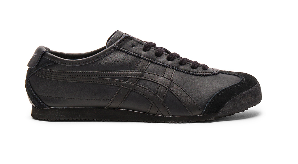 new concept 70482 aa05e Onitsuka Tiger by Asics Mexico 66 Sneakers, Black/Black   eBay