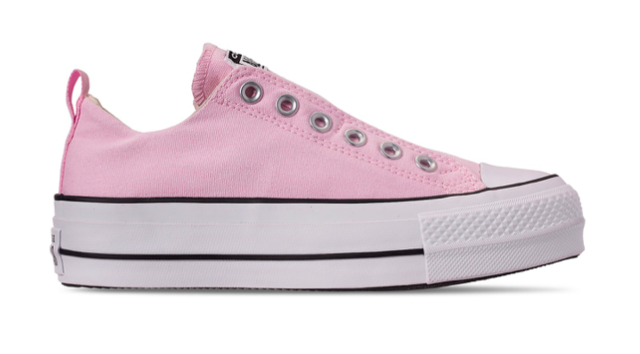 2fcad96eed50 Converse Women s Chuck Taylor All Star Platform Slip-On - Pink