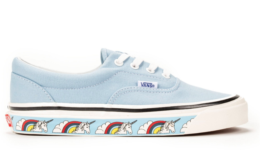 0a801bf3d9 Vans Unisex Anaheim Factory Era 95 Dx Unicorn Tape Shoes
