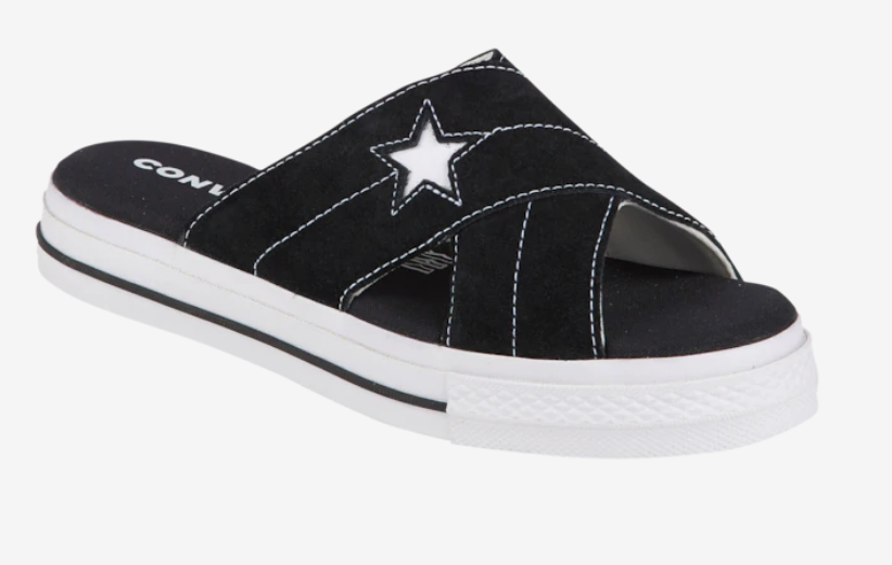 1216ee16f981 Converse Women s One Star Slip Sandals