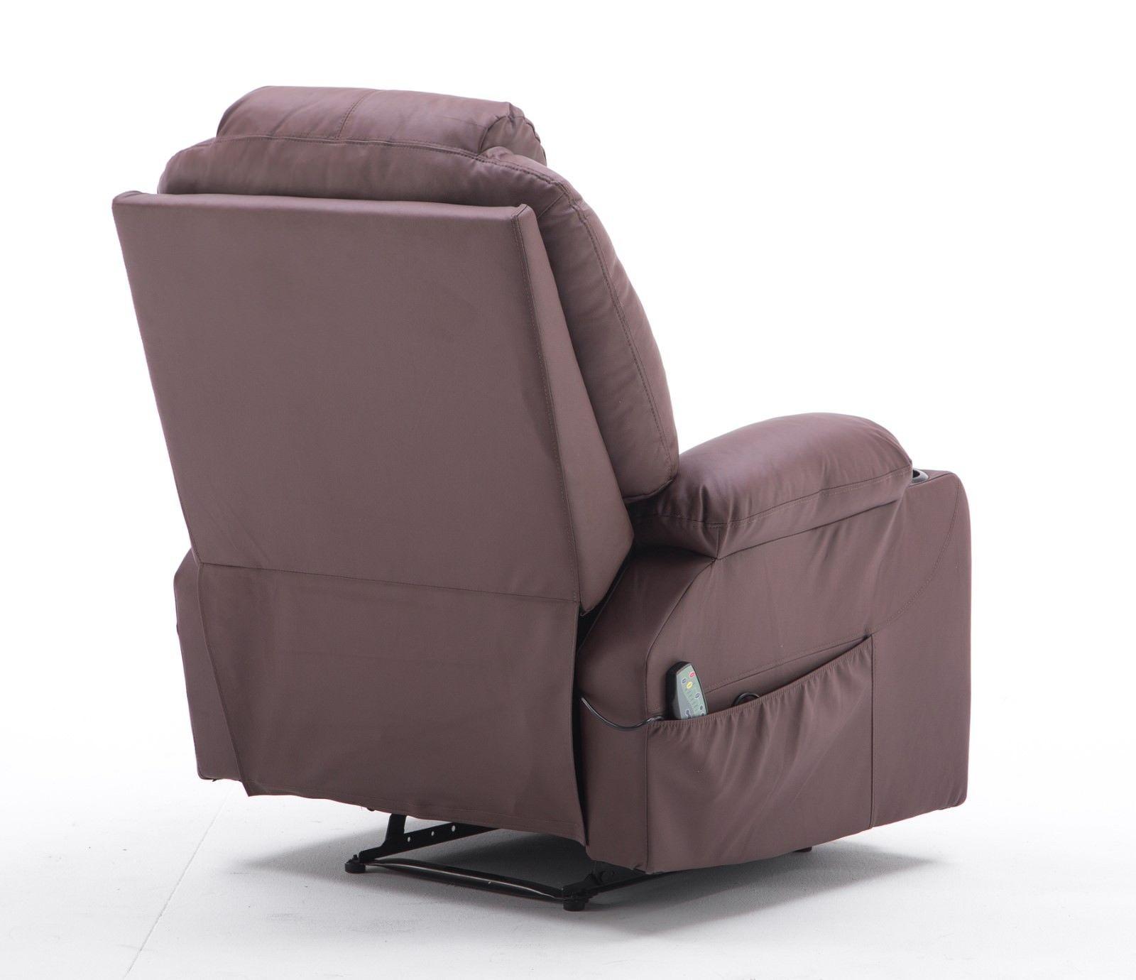 mcombo massagesessel fernsehsessel relaxsessel mit heizung vibration 7031 ebay. Black Bedroom Furniture Sets. Home Design Ideas