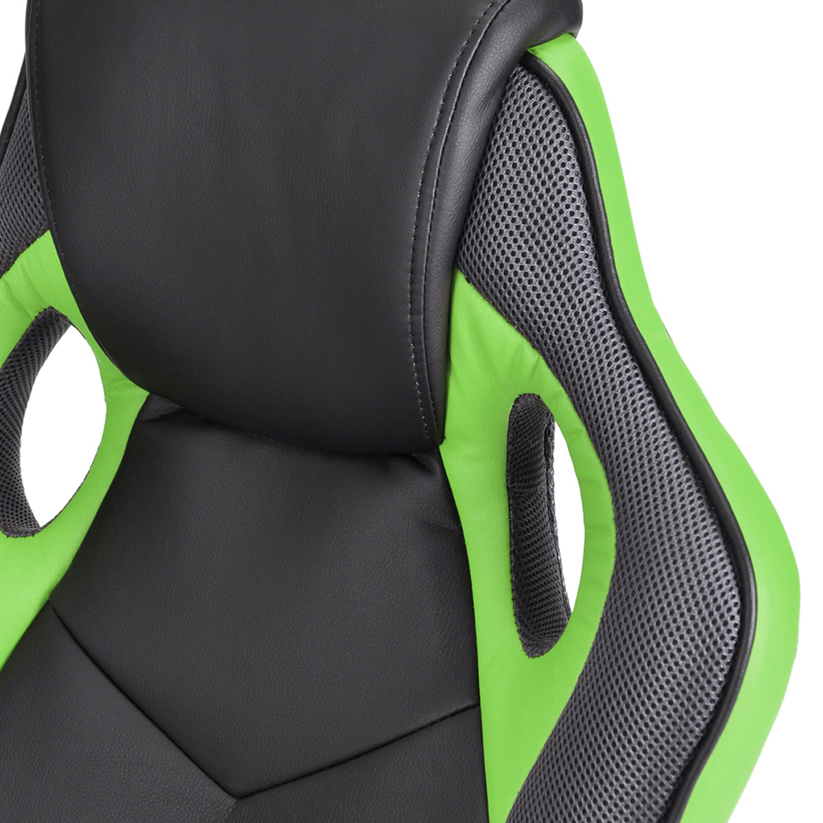 thumbnail 16 - Gaming Racing Chair Office High Back Ergonomic Computer Desk Swivel PU Leather