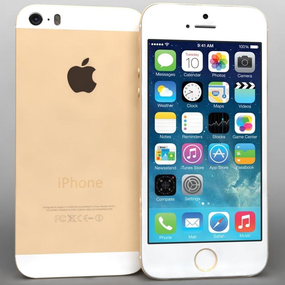 Apple-iPhone-5s-Unlocked-GSM-Unlocked-AT-amp-T-Verizon-T-Mobile-A1533 thumbnail 8