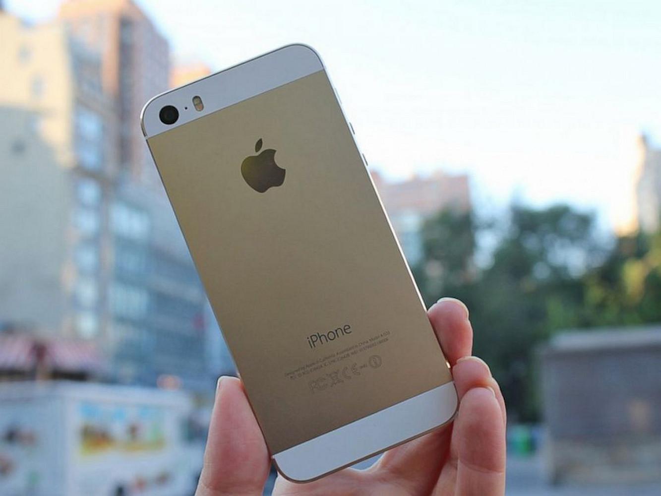 Apple-iPhone-5s-Unlocked-GSM-Unlocked-AT-amp-T-Verizon-T-Mobile-A1533 thumbnail 9