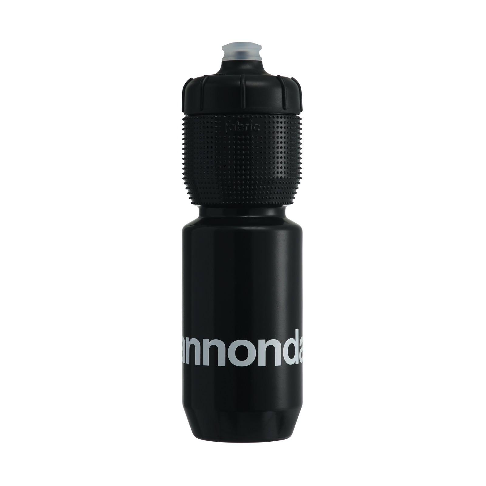 Black 600ml CP5200U0160 Cannondale Block Gripper Bottle Clear