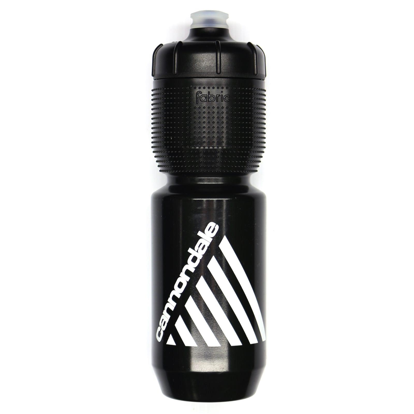 Black Cannondale Retro Water Bottle 600ml
