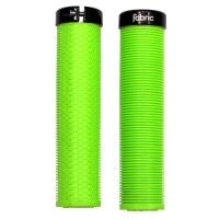 Fabric FunGuy Lock On Bike Grips Green FP3100U30OS