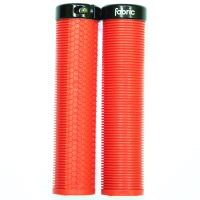 Fabric FunGuy Lock On Bike Grips Red FP3100U50OS
