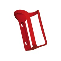 Fabric Gripper Water Bottle Cage Red FP5100U50OS