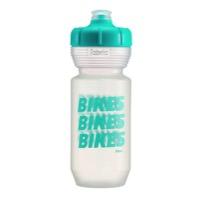 Fabric Gripper Bikes Bikes Bikes Water Bottle Clear/Seafoam 600ml FP5150U0360