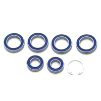 Cannondale Scalpel 29'er 2012 Pivot Bearings 6 pack with Cir-Clips - KP209