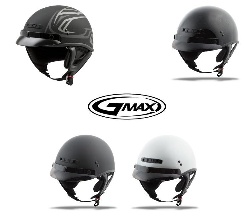 GMax GM65 Naked Helmet - Solid | 10% ($7.99) Off! - RevZilla