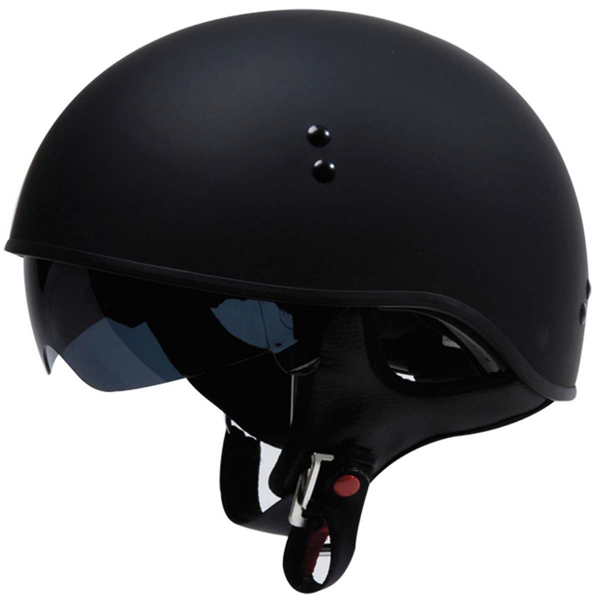 e0014483 Torc T55 Half Shell Motorcycle Helmets Inner Smoke Visor Solids/Graphic  Colors. Click Thumbnails to Enlarge