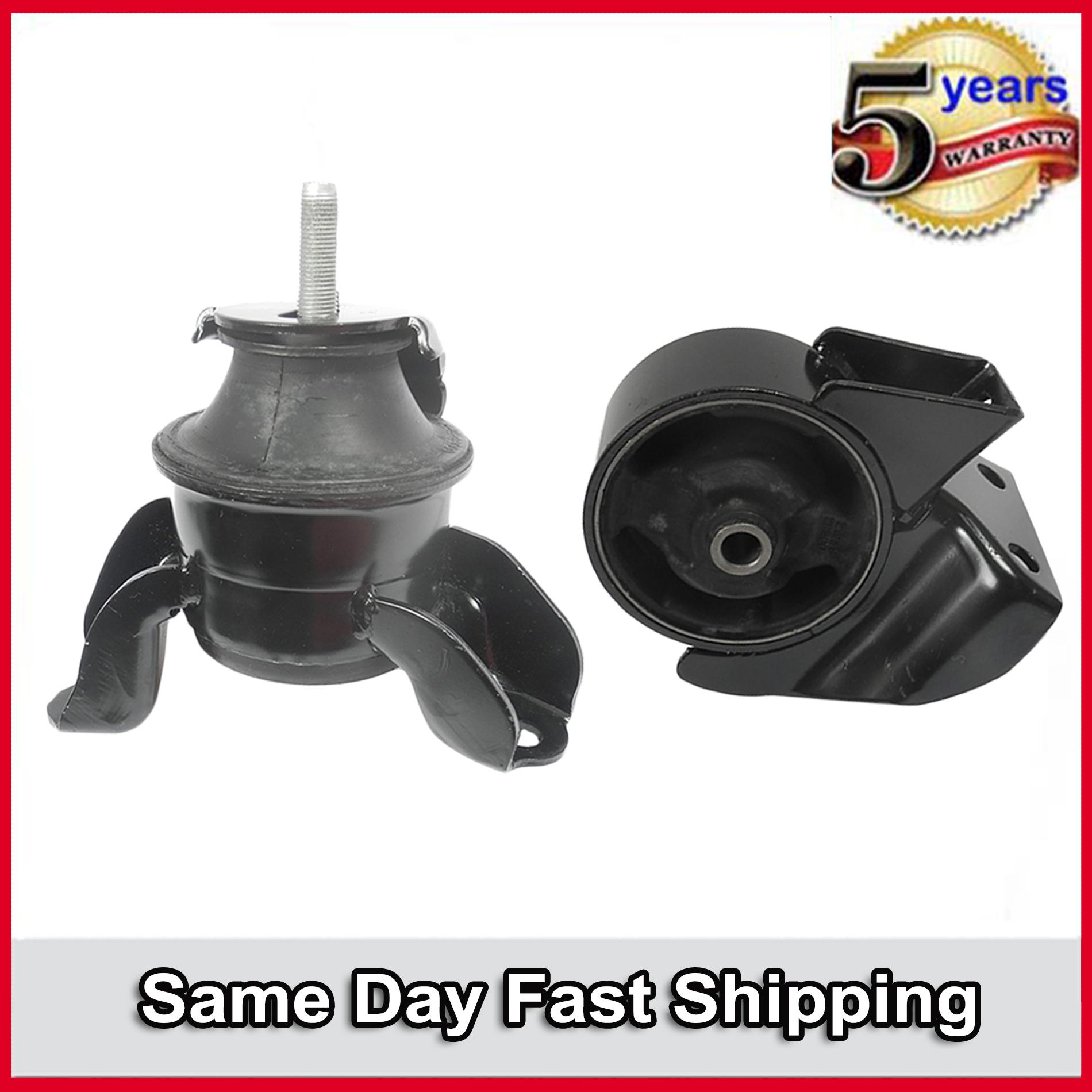 2005-2010 Hyundai Tucson Kia Sportage 2.0L 7143 7141 For 2PCS Engine Motor Mount