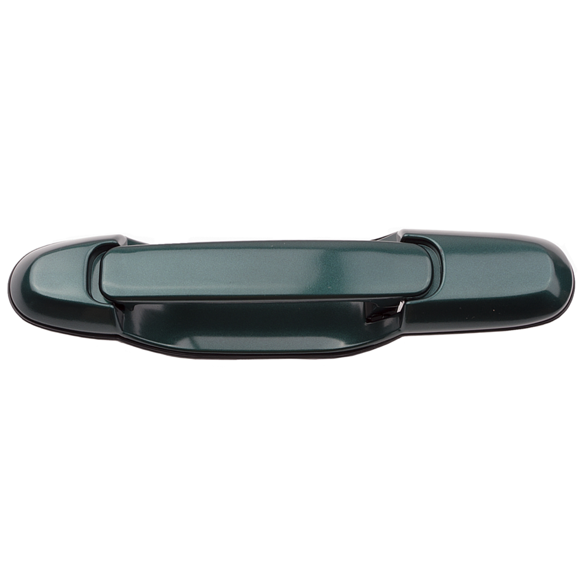 E1D81 Fits 98-03 Toyota Sienna Outside Door Handle Front Pair Green Pearl 6P2