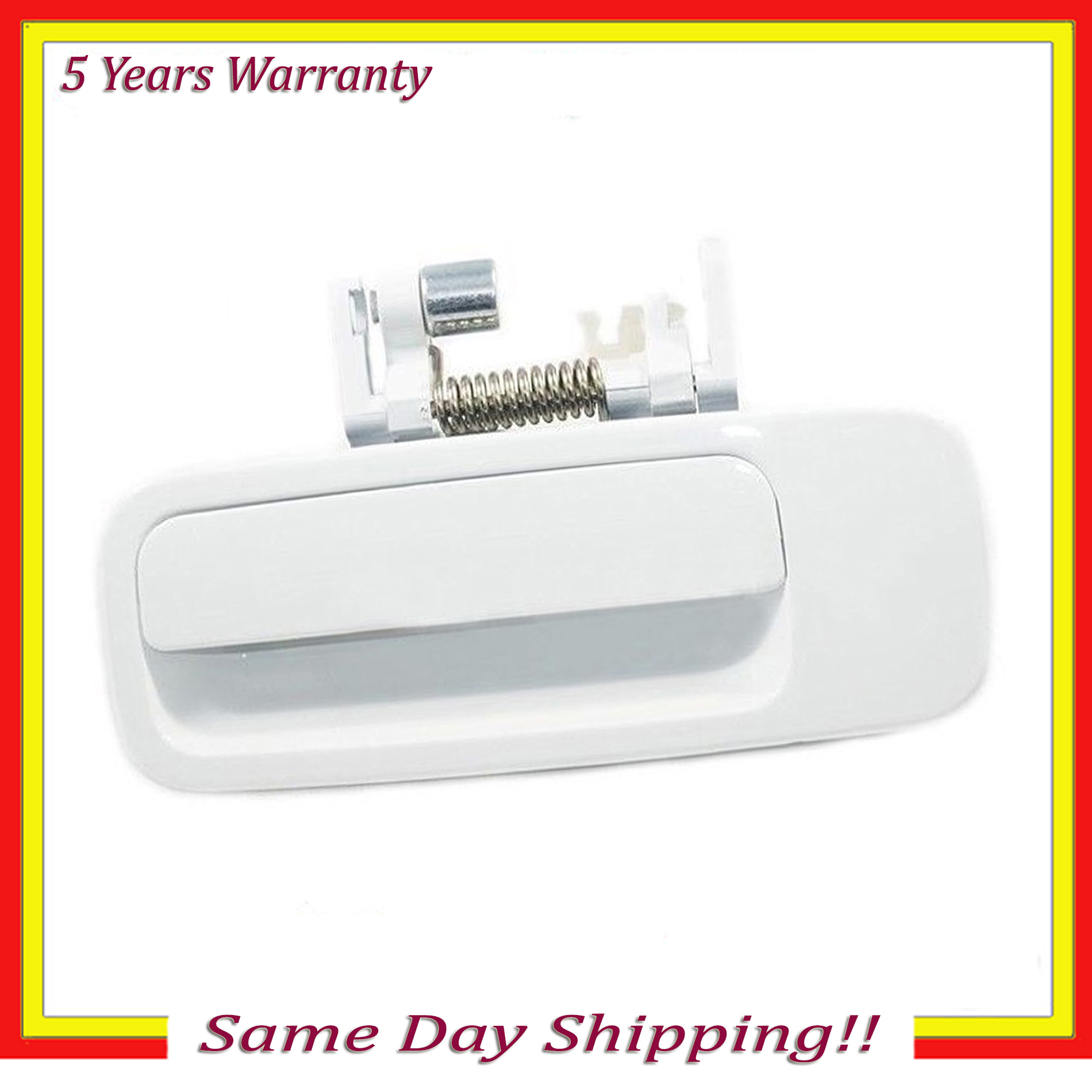 For 1998 Toyota Avalon Outside Door Handle Rear Left Driver Side Green 6P2