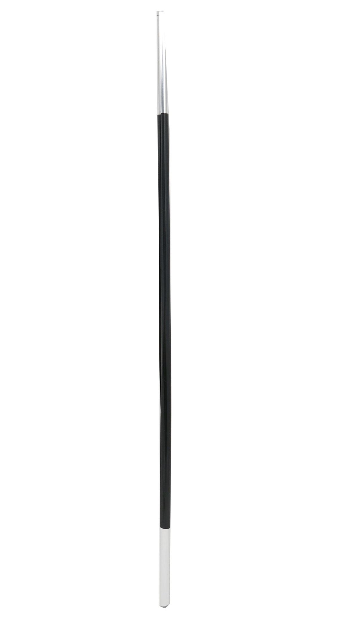 Instant Appearing 18 inch Magic Wand Black, Pack of 2 Rock Ridge Magic