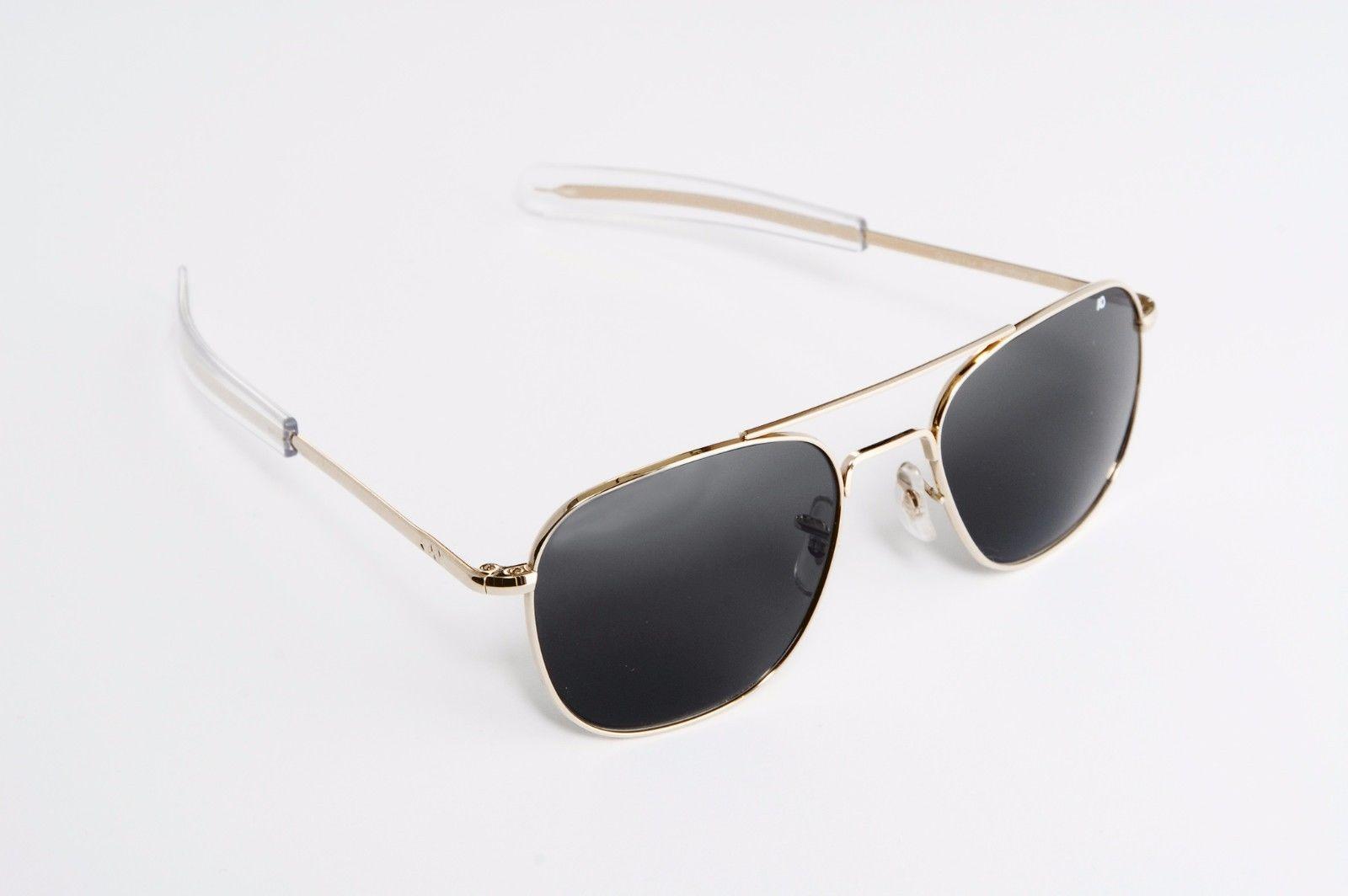 Details about AO Eyewear Original Pilot Sunglasses Classic Military  Sunglasses Since 1958 d3eba85aaa1