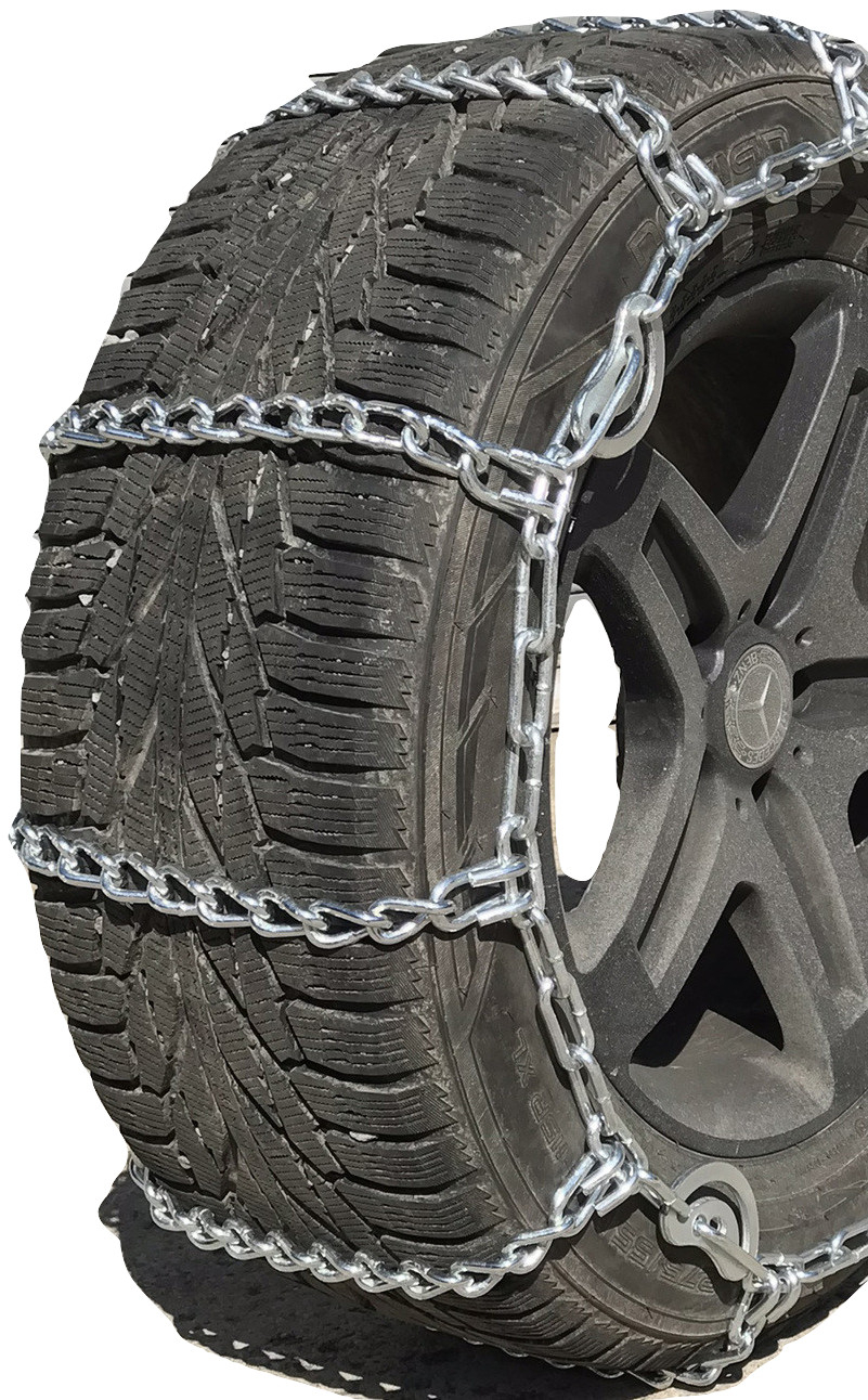 Snow Chains  265//70R-17 265//70-17 LT STUDDED Cam Tire Chains