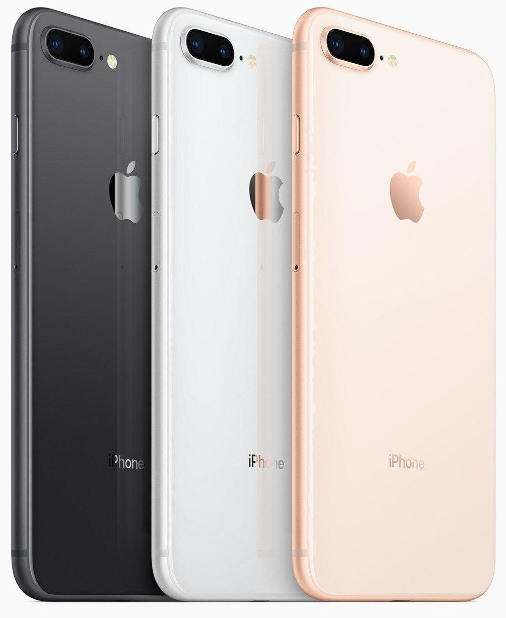 b2bd86c01 Apple iPhone 8 Plus 64GB 256GB - Verizon Unlocked T-Mobile AT T ...
