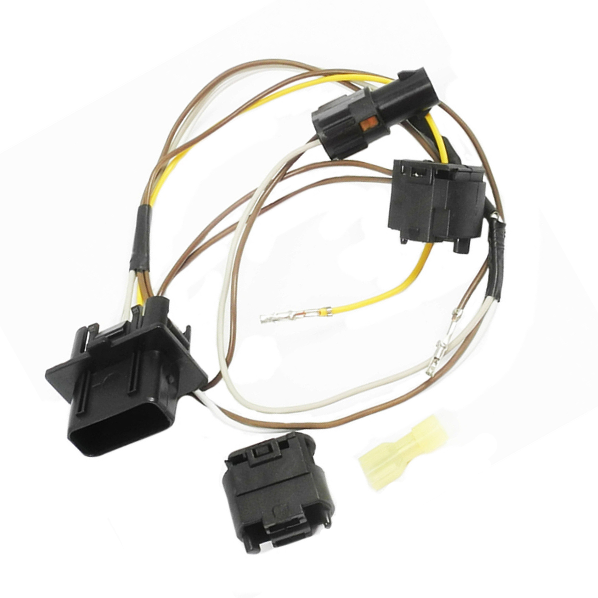 Headlight Wire Harness Connector Repair Kit Right For