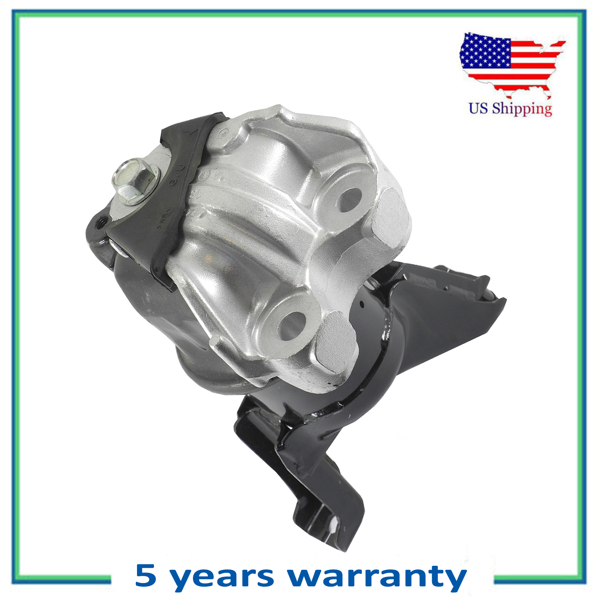 Front Engine Motor Mount Automatic New For 2013 2014 Honda Civic Coupe 1.8L L4