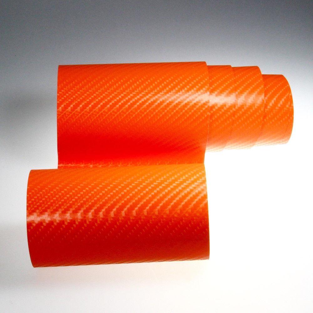 (/m²) Sans Bulles 4d Carbon Wrap Film Brillance structure voiture film 3d Wrap Carbon 5f78e9