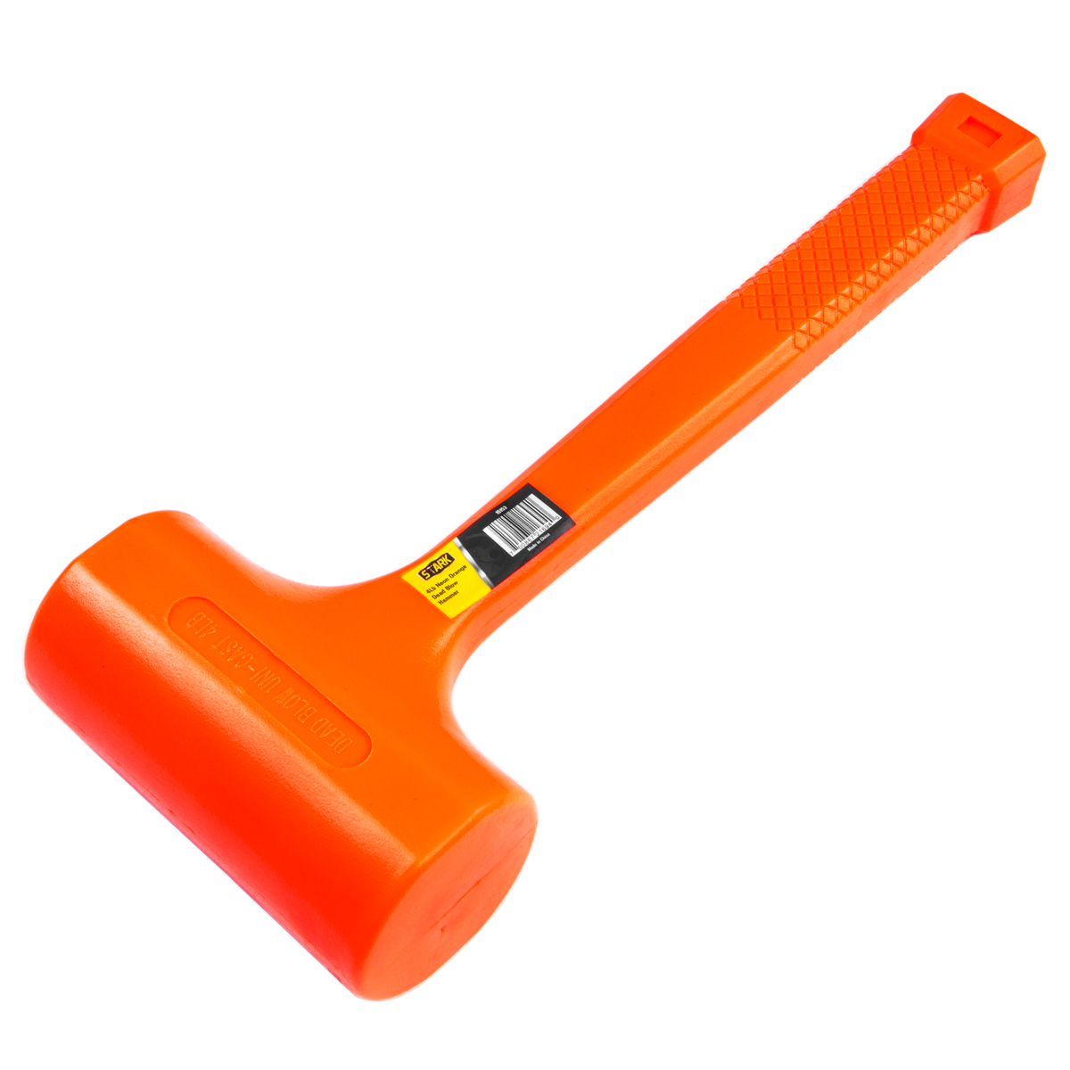 Dead Blow Hammer 4 Lb Pounds Mallet Headblow Hammer Absorbing W Non Slip Handle 974882307734 Ebay 3 lb dead blow hammer, neon orange, spark and rebound resistant. details about dead blow hammer 4 lb pounds mallet headblow hammer absorbing w non slip handle