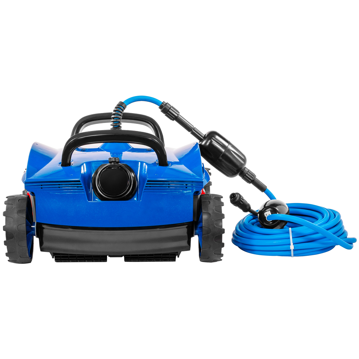 Details about Premium Robotic Rover Above / In-Ground Swimming Pool Vacuum  Cleaner Pool