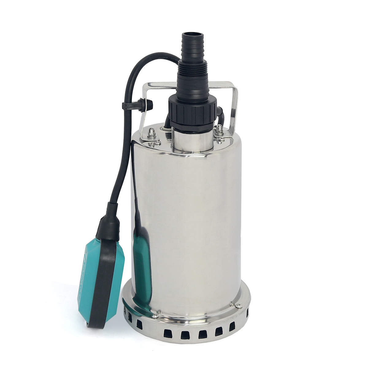 900W 3300 GPH Stainless Steel Submersible Sump Pump Drain Suction Flooding