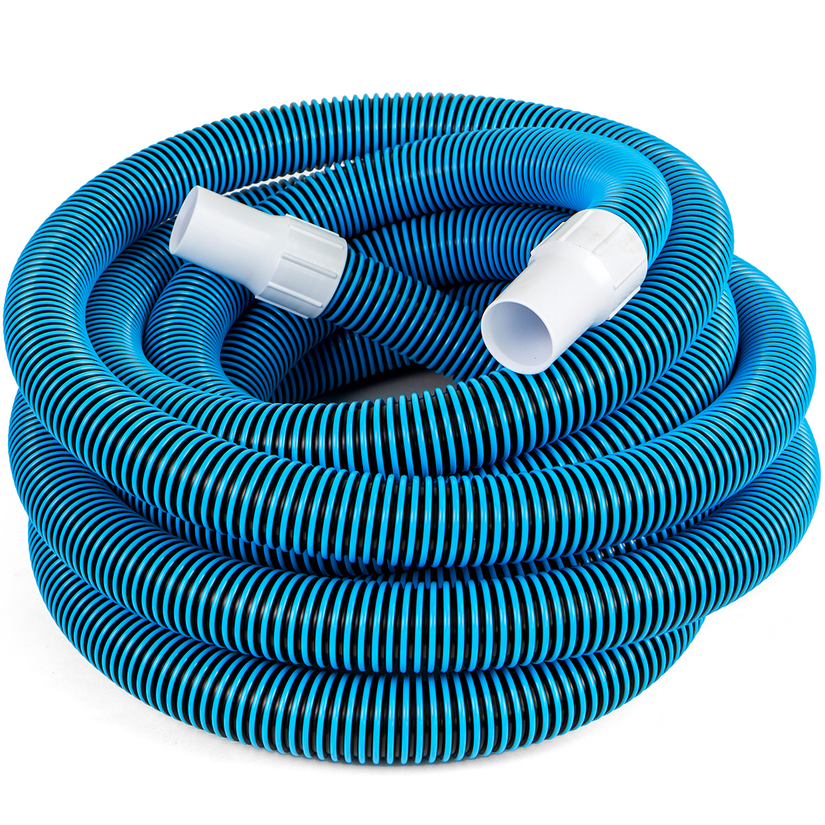 Details about Deluxe Swimming Pool No Kinks Vacuum Hose Swivel Cuff  1-12\