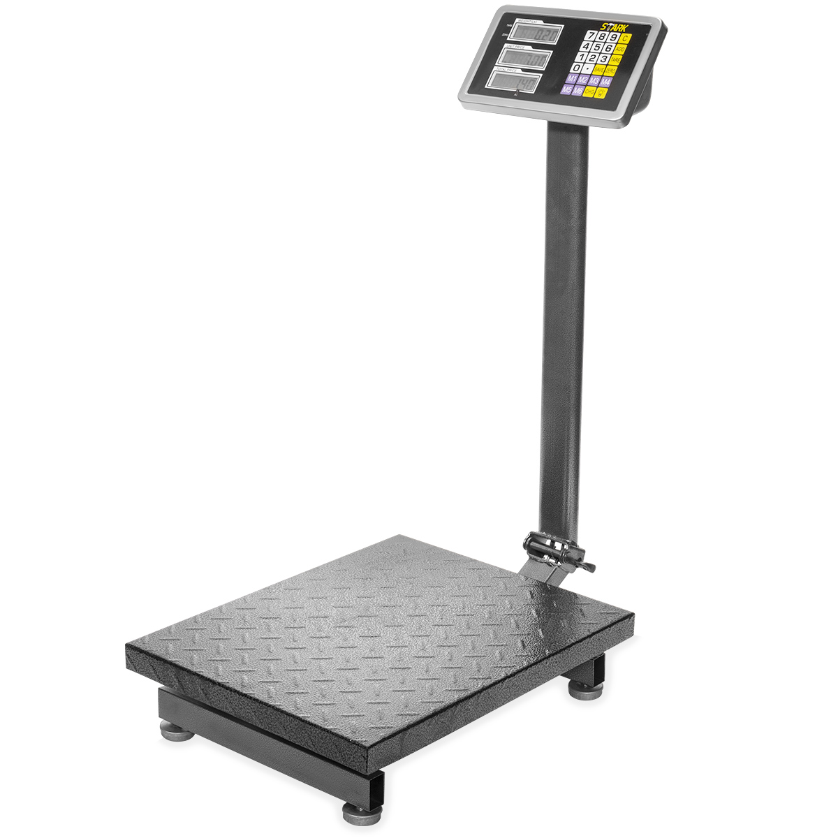 Details about 600LB Weight Computer Scale Digital Floor Platform Shipping  Warehouse Postal