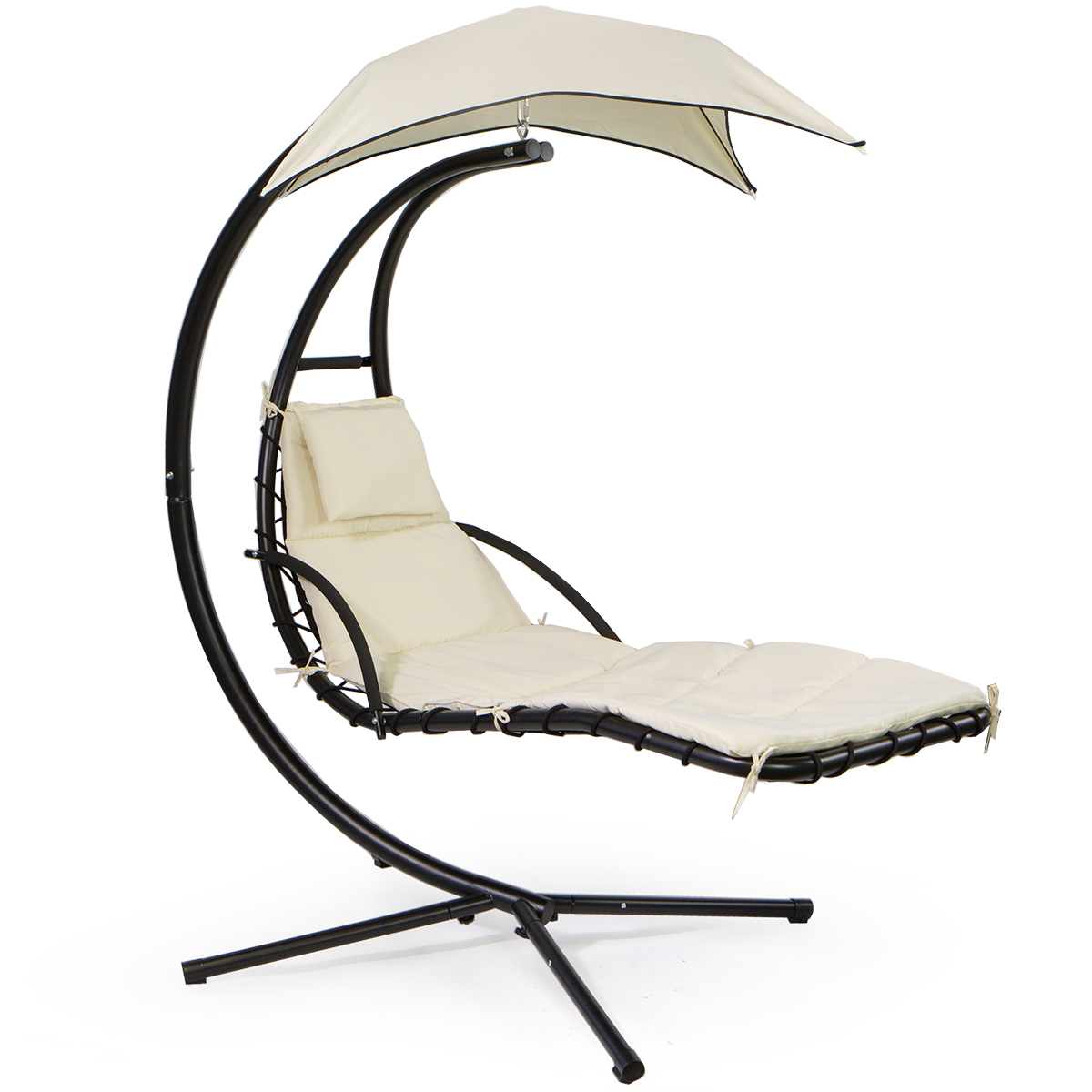 Barton Patio Hanging Helicopter dream Lounger Chair Stand ... on Hanging Helicopter Dream Lounger Chair id=48971