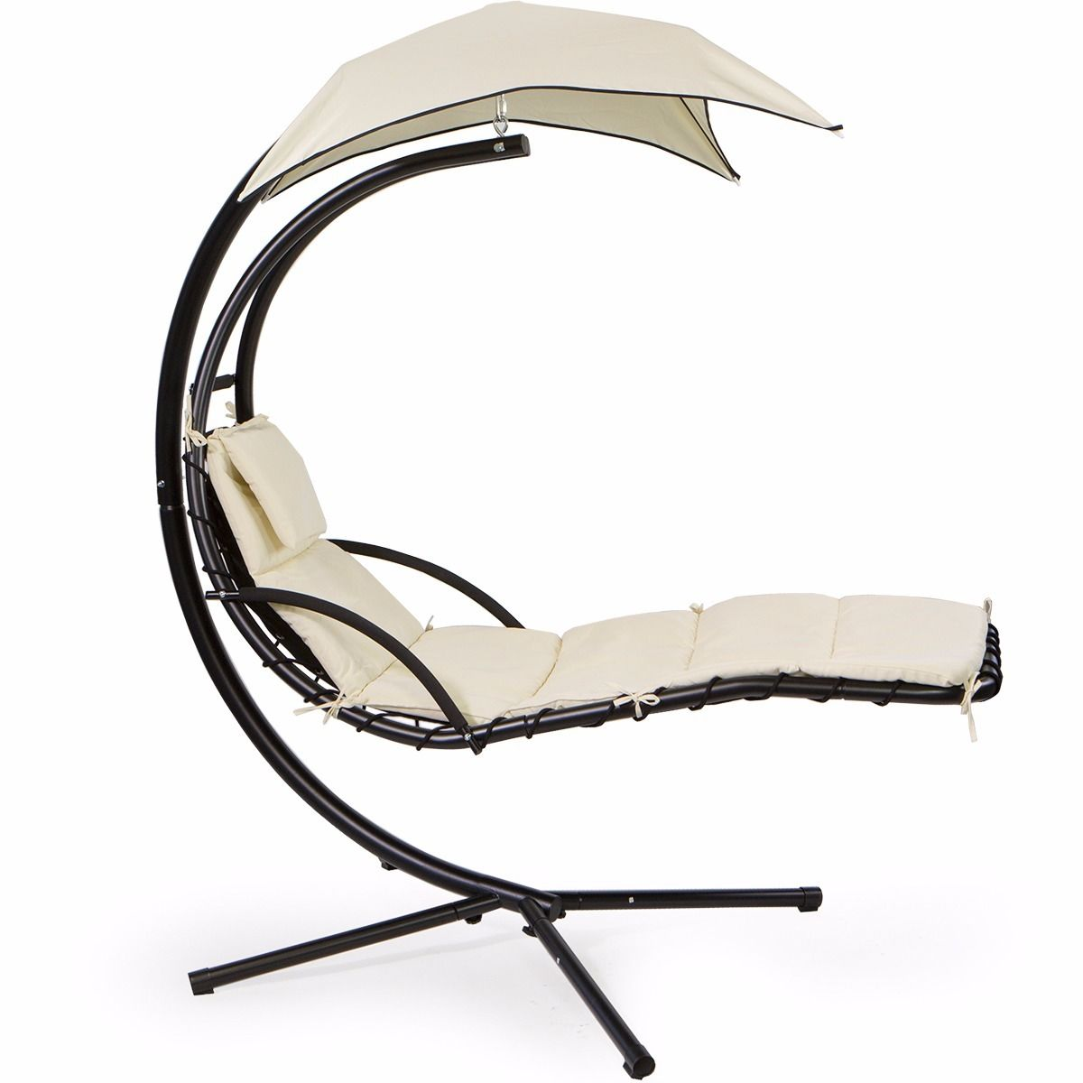 Barton Patio Hanging Helicopter dream Lounger Chair Stand ... on Hanging Helicopter Dream Lounger Chair id=71824